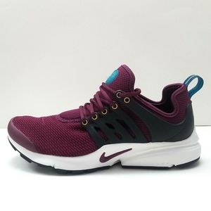 Nike Air Presto Bordeaux Running Cross Training
